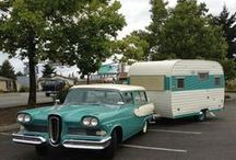 CLASSIC CARAVANS / by Molly Farrow
