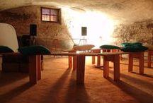 Nelle stanze del Castello / Le stanze del Castello, di cui  gran parte ad oggi inagibili