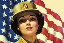 HISTORY: POSTERS - recruitment, propaganda... / by M...