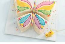 Cake decoration ideas