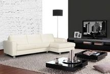 White lovers, a lot!!!!! / Clear, beautiful white #furniture