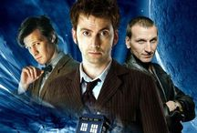 DOCTOR WHO,!!!! / Doctor who is my life no joke ;) / by Kimberly Bell
