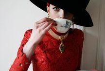 die vertroosting van tee / A nice cup of tea