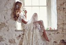 hier kom die bruid (trourokke) / wedding dresses