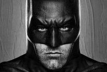 THE BATMAN & BAT FAMILY