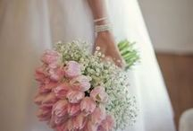 hier kom die bruid....( ruikers) / bouquets