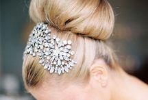 Hair & Makeup - Evening / Elegant & classic evening hair styles