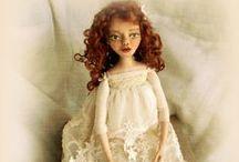 Kymeli ArtDolls / Clay art dolls