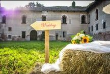 Wedding / Castello di Cusago...Oggi sposi!