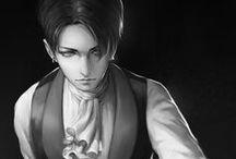 SnK / Attack on Titan (Shingeki no Kyojin) manga & anime stuff