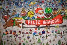 manualidades navidad e invierno Encarni Trabado / manualidades sobre la navidad o el invierno