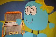 manualidades y recursos músicales Encarni Trabado / Recursos musicales