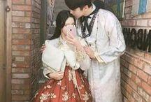 asian couples / Casais asiáticos