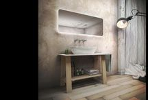 Bathroom / Novel bathroom furniture