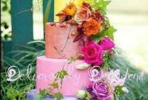 Wedding Cakes and Tables / by Magalie Leger