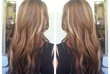 HAIR STYLES  / by rika Jarrett