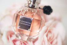 S C E N T / Perfumes and fragrances I like.
