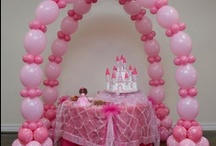 Balloon decor / by Magalie Leger