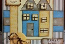Card Making- New Home & Special Occasion Cards I Love / by Kerry Janice Angel