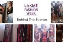 Lakme Fashion Week 2013 - Dress Fittings /