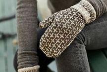 Knit'n Georgious Gloves