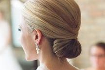 Wedding and Bridal Hair / Bridal and wedding hair inspiration