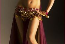 Bellydancing / Belly dance costume inspiration