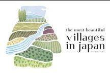 Japon - Membre officiel / Les Plus Beaux Villages du Japon
