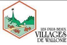 Wallonie (Belgique) - Membre officiel / Les Plus Beaux Villages de Wallonie