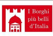 Italie - Membre officiel / Les Plus Beaux Villages d'Italie