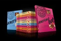 Fast Food Brand and Packaging Design / Fast Food Brand and Packaging Design