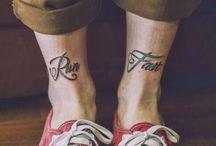 Tattoo Ideas / The tattoos I want
