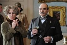 Everything Poirot / Everyone's favorite Belgian detective.