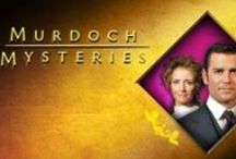 Murdoch Mysteries / Set in Toronto in the late 1800s, this award-winning Canadian TV drama is a good-humored twist on crime procedurals. As Detective William Murdoch (Yannick Bisson) pushes the boundaries of Victorian-era criminal science to solve baffling murders, he crosses paths with famous figures including Arthur Conan Doyle, Houdini, and H.G. Wells. Seen on public television and on Ovation as The Artful Detective, based on novels by Maureen Jennings.