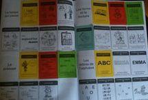 brevets, cahiers de réussite, de progrès et plans de travail