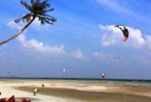 Magic beaches of Samui