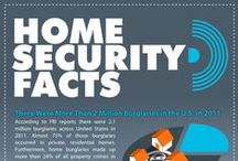 Home Security / It's always better to be safe than sorry. Use these tips to secure your home from unwanted visitors.