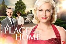 A Place to Call Home / A the smash hit Australian drama set in the 1950s.  A thoroughly addictive drama brimming with secrets, passion, romance, and intrigue, A Place to Call Home explores the ties that hold families together and the betrayals that can tear them apart.