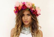 Summer Hair / Hairstyles perfect for summer!