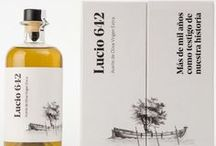 Oil Brand and Packaging Design / Oil Brand and Packaging Design