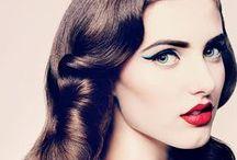 Vintage Inspired Hair / Vintage inspired hairstyles