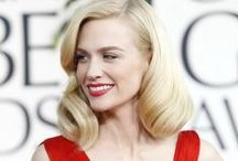 Red Carpet Hairspiration / A look at some of the hottest red carpet hairstyles