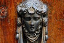 Doors, gates, door handles and knockers... / Windows for life