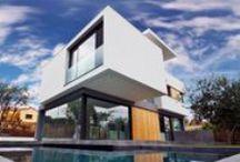 San Sebastián / Construcción de casas de diseño, sostenibles, eficientes y en un plazo de construcción de 6 meses