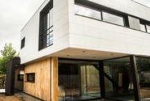 Pamplona / Construcción de casas de diseño, sostenibles, eficientes y en un plazo de construcción de 6 meses