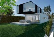 Pontevedra / Construcción de casas de diseño, sostenibles, eficientes y en un plazo de construcción de 6 meses