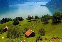ÜLKELER- İSVİÇRE* SWITZERLAND