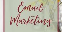 Email Marketing / Building an email list, writing emails your subscribers will want to read, creating lead magnets your target readers will want, etc.