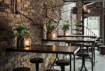 interior design - rustic/industrial
