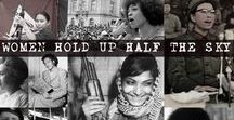Women Hold Up Half the Sky / Revolutionary women past and present.